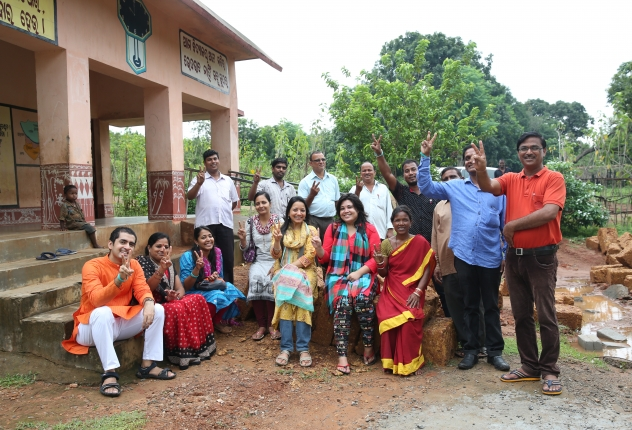 Changing lives in India, one village at a time