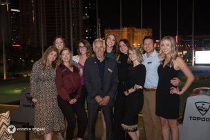 Vitamin Angels Raises $180K at Annual Topgolf Event at MGM Grand and Hosts Leading Industry Executives for Exclusive CEO Event at the Delano Skyfall Lounge