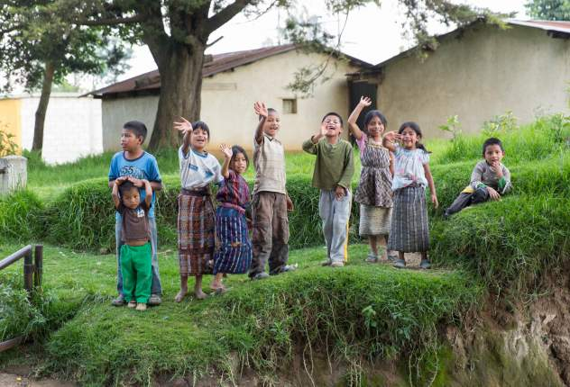 Shaping priceless futures in Guatemala