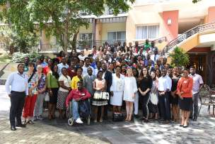 Haiti Symposium Unites Over 80 Nonprofits Working to Fight Undernutrition
