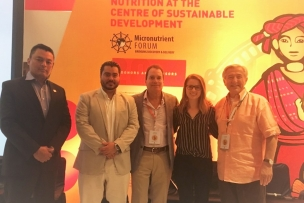 Vitamin Angels Presents Innovative Model at Micronutrient Forum Conference