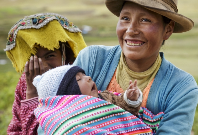 Meet families from Peru!