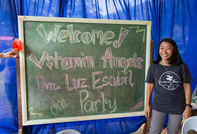 Living a Life of Service: Spotlight on Dr. Luz Escubil