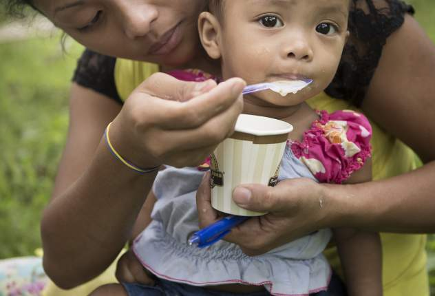 Information on Childhood Undernutrition