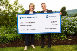 Nutraceuticals World: The Vitamin Shoppe Raises Over $700K for Vitamin Angels