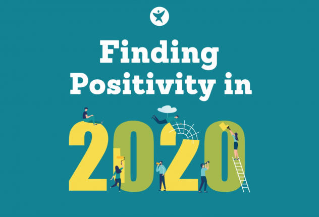 Finding Positivity in 2020