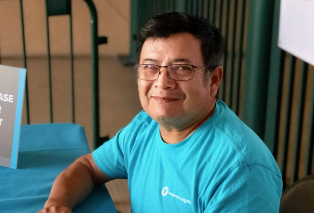 Spotlight on Tony, One of Our League of Angels Volunteers