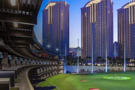 Topgolf™ Opening Night Reception at SupplySide West